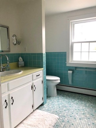West Dennis Cape Cod vacation rental - Master bath