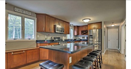 Falmouth, Waquoit Cape Cod vacation rental - Kitchen