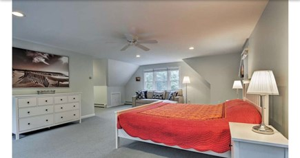 Falmouth, Waquoit Cape Cod vacation rental - Alternate view of master bedroom