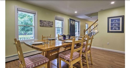 Falmouth, Waquoit Cape Cod vacation rental - Dining Room