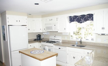 Eastham Cape Cod vacation rental - Kitchen with all the appliances
