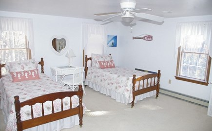 Eastham Cape Cod vacation rental - Twin room upstairs