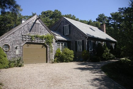 Eastham Cape Cod vacation rental - Front yard
