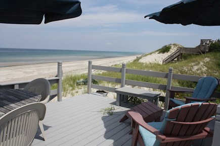 East Sandwich Cape Cod vacation rental - Overlook and private beach