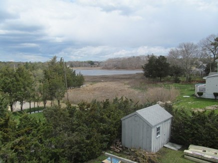 Bourne Cape Cod vacation rental - View From Upper Deck