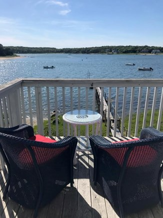 Bourne Cape Cod vacation rental - Waterfront View