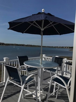 Bourne Cape Cod vacation rental - Deck