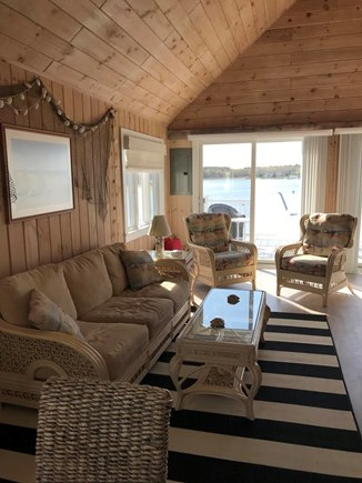 Bourne Cape Cod vacation rental - Living Room