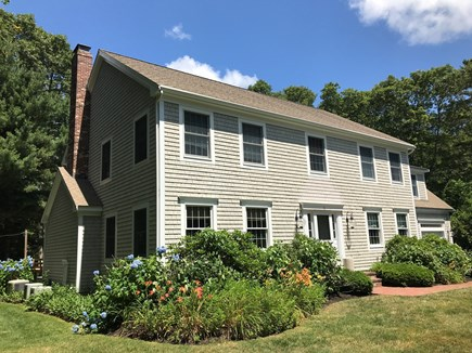 West Falmouth Cape Cod vacation rental - Beautifully appointed 4 BR home, walk to Old Silver Beach,