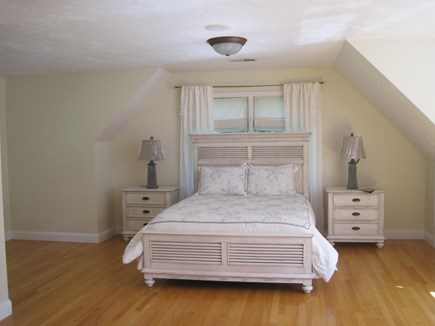 West Falmouth Cape Cod vacation rental - Large Bedroom with Queen Bed and Sofa