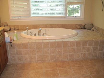 West Falmouth Cape Cod vacation rental - Master Bath
