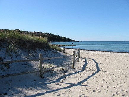West Falmouth Cape Cod vacation rental - Walk to renowned Old Silver Beach just 3/10 mile away!