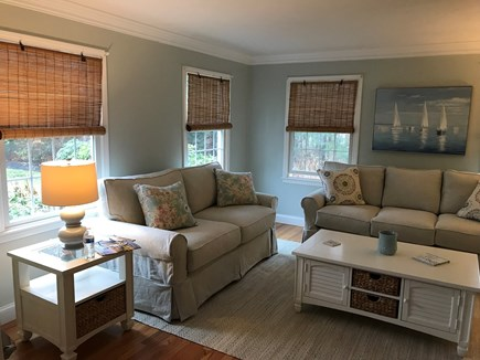 West Falmouth Cape Cod vacation rental - Newly furnished living room