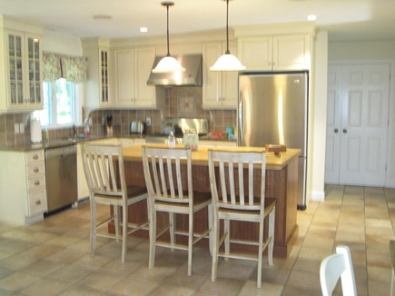 West Falmouth Cape Cod vacation rental - Fully equipped kitchen