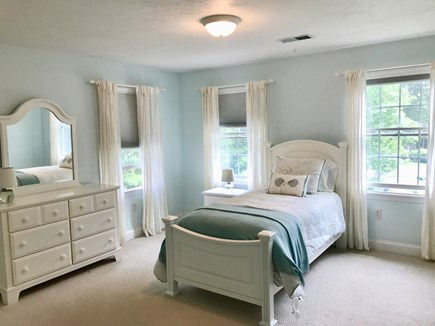 West Falmouth Cape Cod vacation rental - Bedroom with Twin Bed