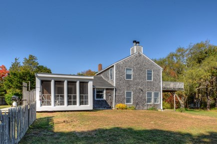 East Sandwich Cape Cod vacation rental - Outside View