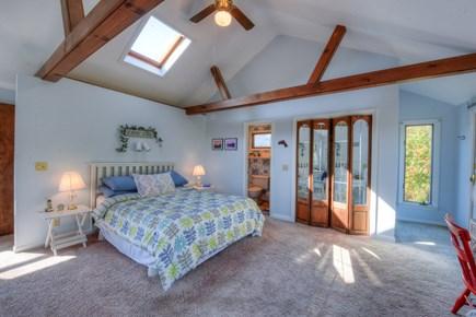 East Sandwich Cape Cod vacation rental - Master Bedroom 1