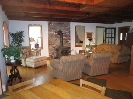Wellfleet Cape Cod vacation rental - Sit down and relax