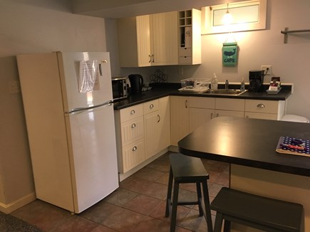 Orleans Cape Cod vacation rental - Studio apartment kitchen