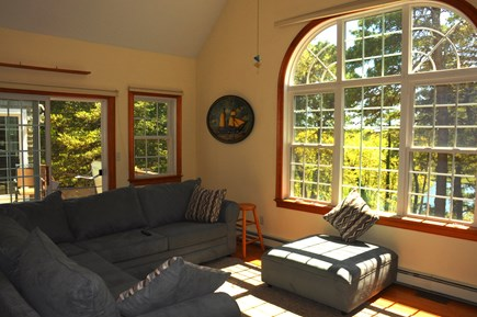 South Dennis Cape Cod vacation rental - Spectacular water views