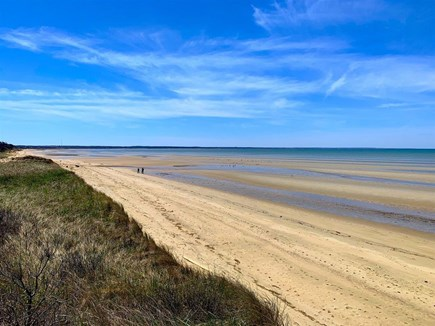 Eastham Cape Cod vacation rental - Walk to the Association beach just 1/4 mile away!