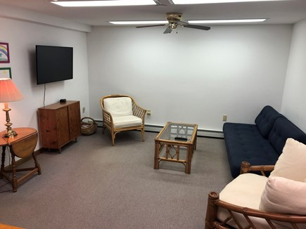 Eastham Cape Cod vacation rental - Finished basement room