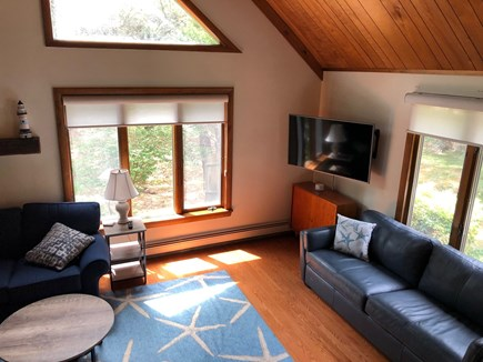 Eastham Cape Cod vacation rental - Another living room view