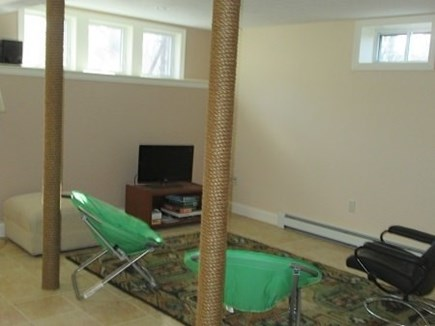Wellfleet Cape Cod vacation rental - Downstairs
