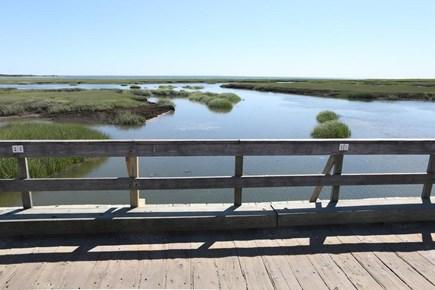 Wellfleet Cape Cod vacation rental - View from Lt. Island Bridge