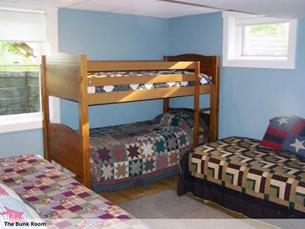 Wellfleet Cape Cod vacation rental - Bunkroom