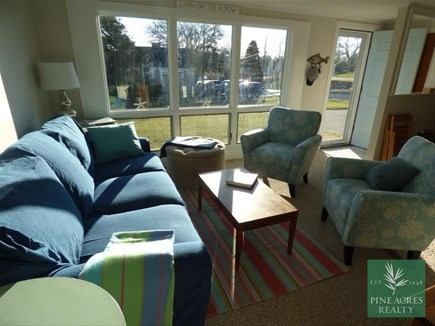 Chatham Cape Cod vacation rental - Sunny Living Area