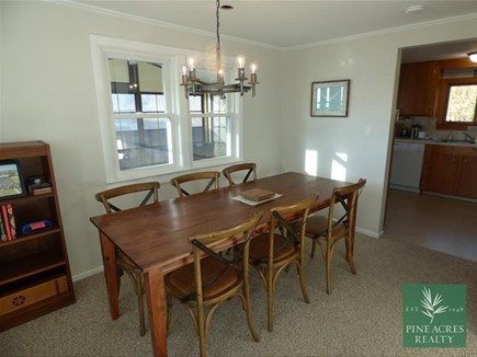 Chatham Cape Cod vacation rental - Large dining table, enough room for everyone!