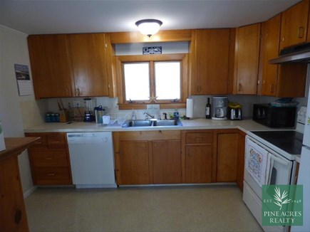 Chatham Cape Cod vacation rental - Open Kitchen with newer appliances