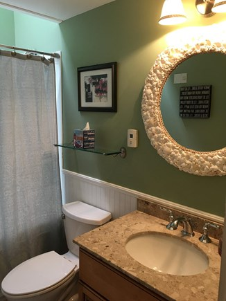 East Orleans Cape Cod vacation rental - First Floor Full Bath
