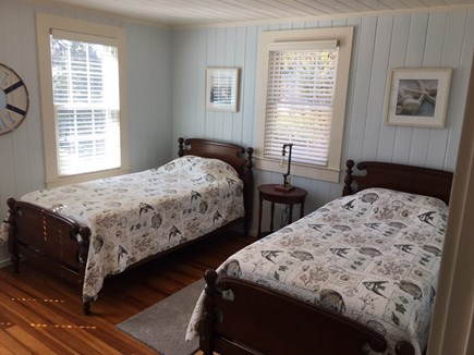 East Orleans Cape Cod vacation rental - First Floor Twin Bedroom