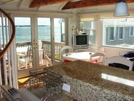 Hyannis, Kalmus Beach Cape Cod vacation rental - View from kitchen