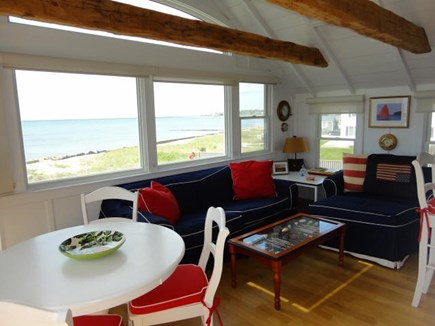 Hyannis, Kalmus Beach Cape Cod vacation rental - Living room