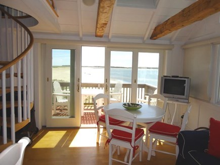 Hyannis, Kalmus Beach Cape Cod vacation rental - Dining area