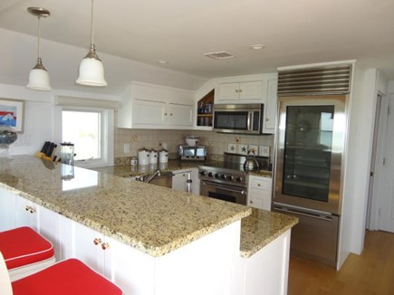 Hyannis, Kalmus Beach Cape Cod vacation rental - Updated kitchen