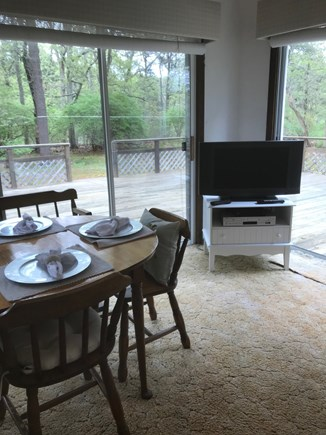 Chatham Cape Cod vacation rental - 2nd Dining area