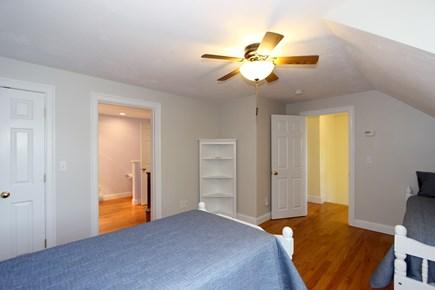 Dennis Cape Cod vacation rental - Twin Bedroom Alternate view