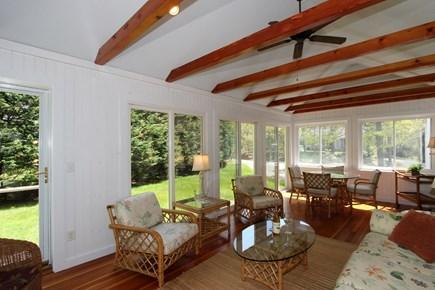 Dennis Cape Cod vacation rental - Three Season Room