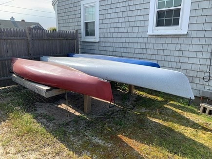 West Dennis Cape Cod vacation rental - 3 kayaks available for your use