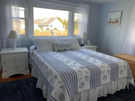 West Dennis Cape Cod vacation rental - Lovely master bedroom has beautiful water views