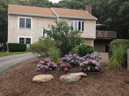 E Falmouth Cape Cod vacation rental - Split Level Sleeps 12. Close Walk to Private Association Beach