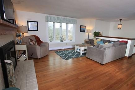 E Falmouth Cape Cod vacation rental - Comfy Living Room