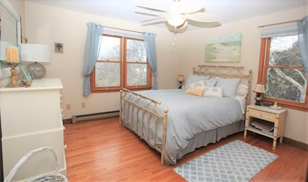 E Falmouth Cape Cod vacation rental - Upper Master Bedroom with Queen