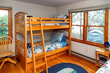 E Falmouth Cape Cod vacation rental - Upper Bunks plus Twin Bed
