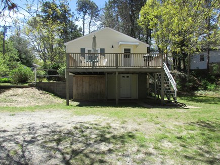 Brewster Cape Cod vacation rental - Side View