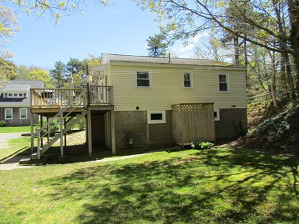 Brewster Cape Cod vacation rental - Exterior Rear view